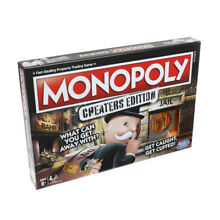 Cheaters edition board game