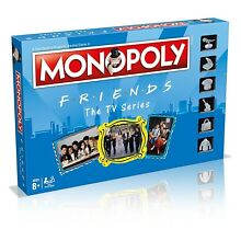 Friends the tv series board game