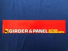 1977 kenner girder panel action