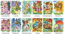 Set of 12 aceo art card print 2 5x3