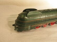 Rare h0 gauge green sk800 loco and