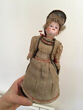 French bisque doll cushion 8