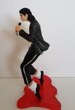 Figurine billie jean veste