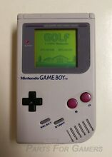 Game boy classic hand held console