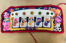Fisher price baby piano soffice