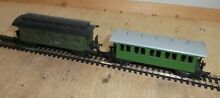 2 x tt kpev passenger car 1114 and