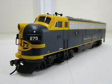 Ho scale train f7 a diesel loco dcc