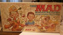 Mad magazine board game complete