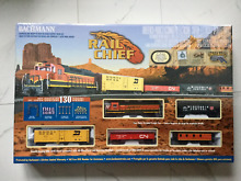 1 87 ho scale rail chief 130 piece