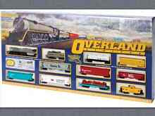 1 87 ho scale overland limited