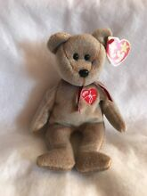 Ty beanie baby 1999 signature ours