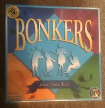 Bonkers board game fun family party