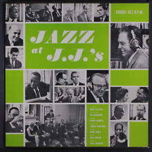 Varie jazz at j j s lp 3 scatola