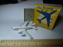 Boxed boeing 707 france