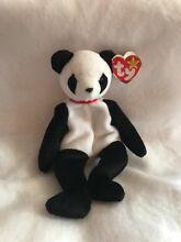 Ty beanie baby fortune l ours 1997
