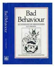 Bad behaviour edited by guy
