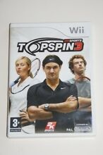 Top spin 3 nintendo wii used