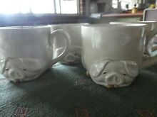Porky mug cup fitz and floyd tea