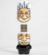 Einstein x 8gb usb flash drive