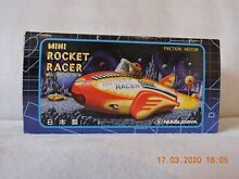 Tin toy masudaya mini rocket racer