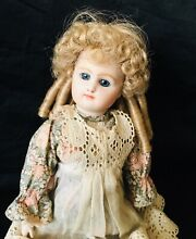 French doll reproduction doll