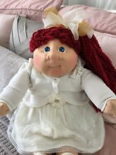 Cabbage patch kid soft sculpture