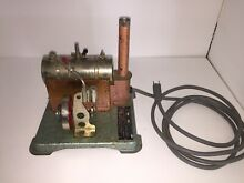 Engine model 70 electric tested and