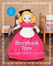 Storybook toys sew 16 projects from