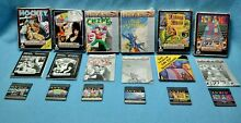 Lynx 6 games boxed complete manuals