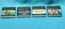 Lynx games only lot 7