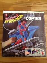 Energized spiderman copter 1978