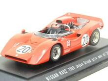Diecast models 533 nissan r382 red