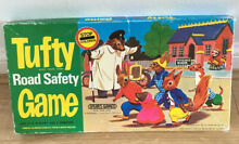 S tufty road safety board game 1973
