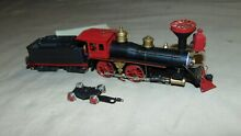Ho general steam engine not working