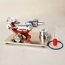 Upgrade red stirling engine