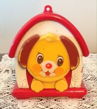 Musical wind up puppy dog toy how