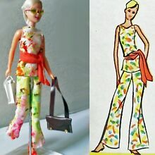 Mod boardgame outfit candy coated