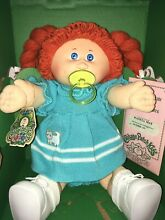 Cabbage patch kid doll by coleco