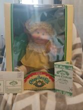 New in box doll cpk coleco girl