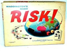 Board game waddingtons conquer the