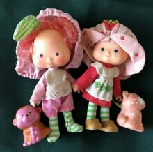 And raspberry tart dolls and pets