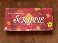 Scrabble wooden tiles by complete