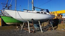 32 ft sail boat yacht