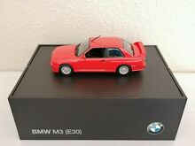 Bmw m3 e30 sport evolution red 1 43