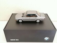 Bmw m5 e28 grey metallic 1 43
