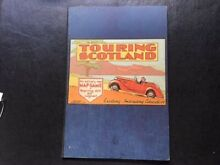 Touring scotland rare board game
