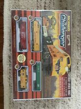 New ho scale electric train set