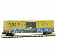 Micro trains railbox series 2 car 4