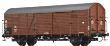 48729 covered freight car glt 23