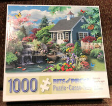 1000 piece dream landscape bits